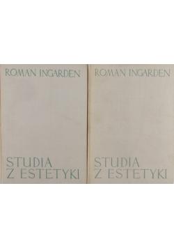 Studia z estetyki Tom I-II