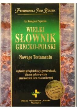 Wielki Słownik grecko-polski Nowego Testamentu, PSB
