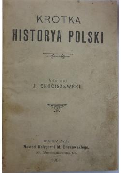 Krótka Historya Polski, 1909 r.