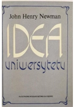 Idea uniwersytetu