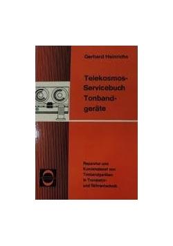 Telekosmos Service Buch Tonband gerat