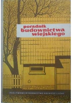 Głowacki J. (red.) - Poradnik budownictwa wiejskiego