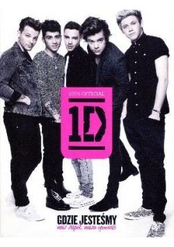 One Direction. Gdzie jesteśmy: nasz zespół...