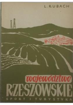 Wojewódźtwo Rzeszowskie - sport i turystyka