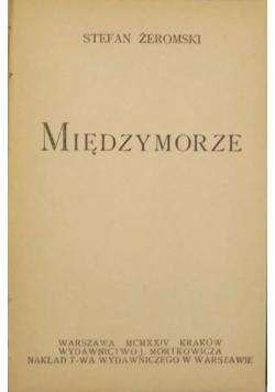 Międzymorze, 1924r