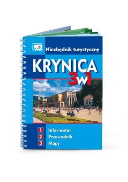 Niezbędnik turystyczny Krynica 3w1 WIT