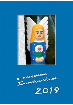 Kalendarz z ks.Twardowskim 2019 - aniołek