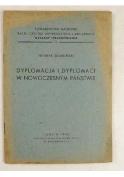 Dyplomacja i dyplomaci w nowoczesnym państwie, 1946 r.