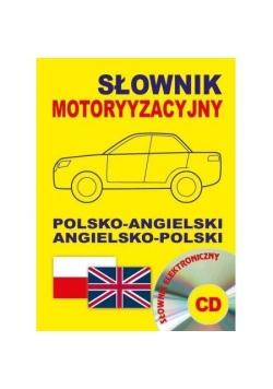 Słownik motoryzacyjny pol-ang i ang-pol BR w.2015