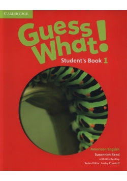 Guess What! 1 Student's Book