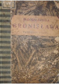 Bronisława patronka Polski, 1926 r.