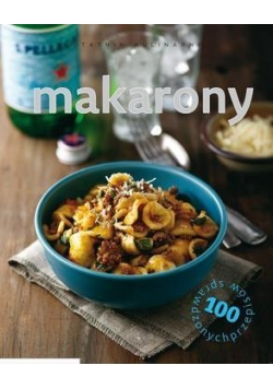 Notatnik kulinarny: Makarony