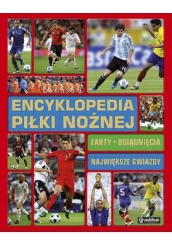 Encyklopedia piłki nożnej. Fakty, osiągnięcia...