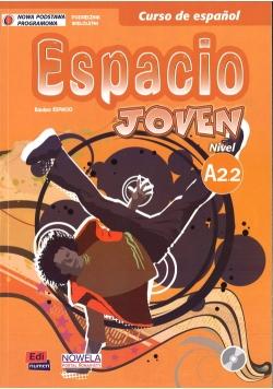 Espacio Joven A2.2 PW Podręcznik