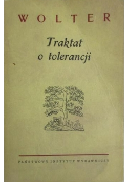 Traktat o tolerancji
