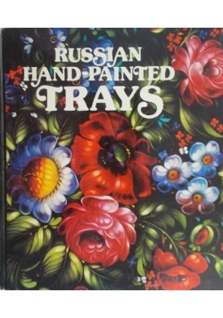 Russian Hand-painted Trays