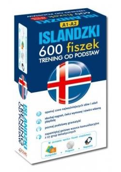 Islandzki. 600 fiszek. Trening od podstaw