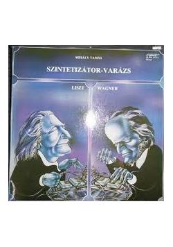Szintetizator - varazs , płyta winylowa