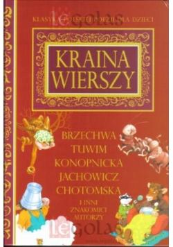 Kraina wierszy - Klasyka polskiej poezji dla dzieci