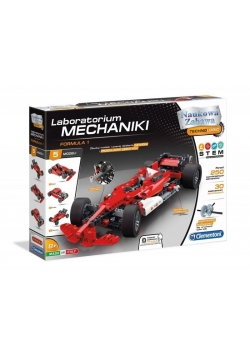 Labolatorium Mechaniki - Formuła 1