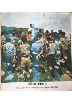Jesuites. Annuaire de la Compagnie de Jesus 1968-1969