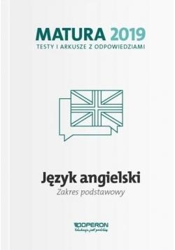 Matura 2019 Język angielski. Testy i arkusze ZP