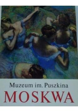Muzeum im. Puszkina Moskwa