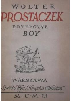 Prostaczek, 1949r.