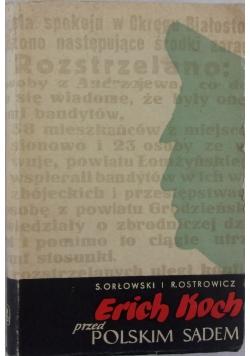 Przed Polskim sądem