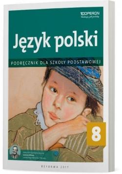 Język polski SP 8 Podręcznik OPERON