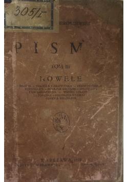 Pisma, Tom III, 1922r.