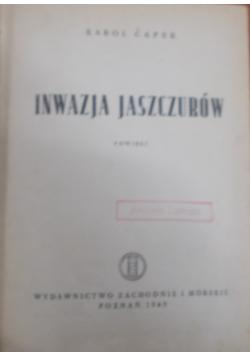 Inwazja Jaszczurów, 1949 r.