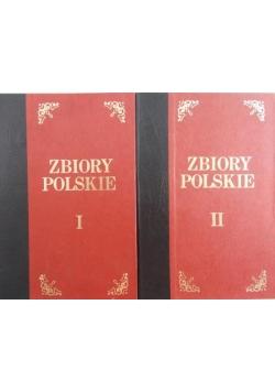 Zbiory polskie I, II, reprint z 1926 r.