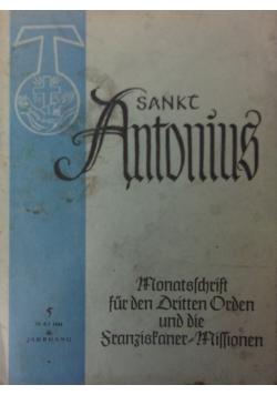 Sankt Antonius, 1941 r.