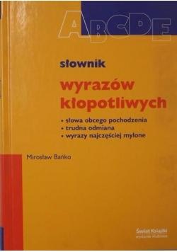 Słownik wyrazów kłopotliwych