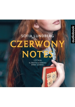 Czerwony notes audiobook