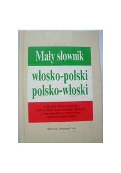 Mały słownik Włosko- Polski