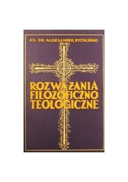 Rozważania Filozoficzno -Teologiczne