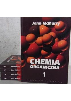 Chemia organiczna, tom 1-5