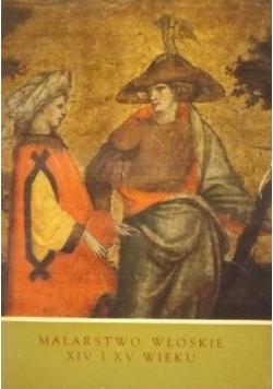 Malarstwo włoskie XIV i XV wieku