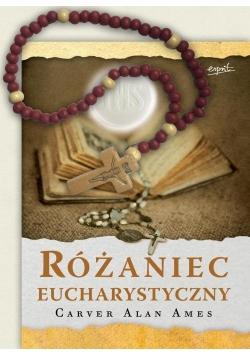 Różaniec Eucharystyczny. Książka z różańcem