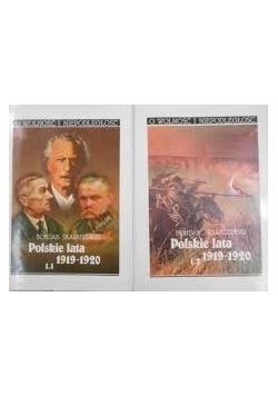 Polskie lata 1919-1920, tom I -II