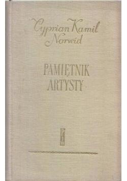 Pamiętnik Artysty