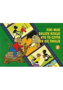 Awantury i Wybryki Małej Małpki Fiki Miki cz2 2013