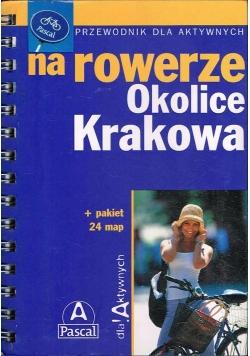 Na rowerze. Okolice Krakowa