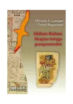 Literatura prekolumbijska w pakiecie. Chilam Balam