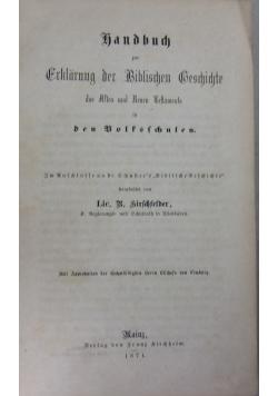 Handbuch 1871 r.