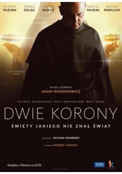 Dwie korony - książka + DVD