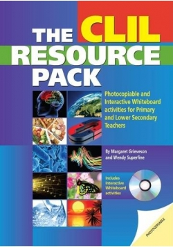 PH The clil resource pack + CD ROM