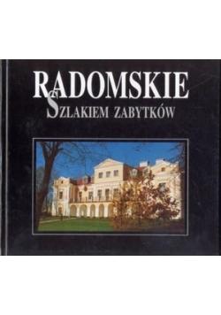 Radomskie.Szlakiem zabytków